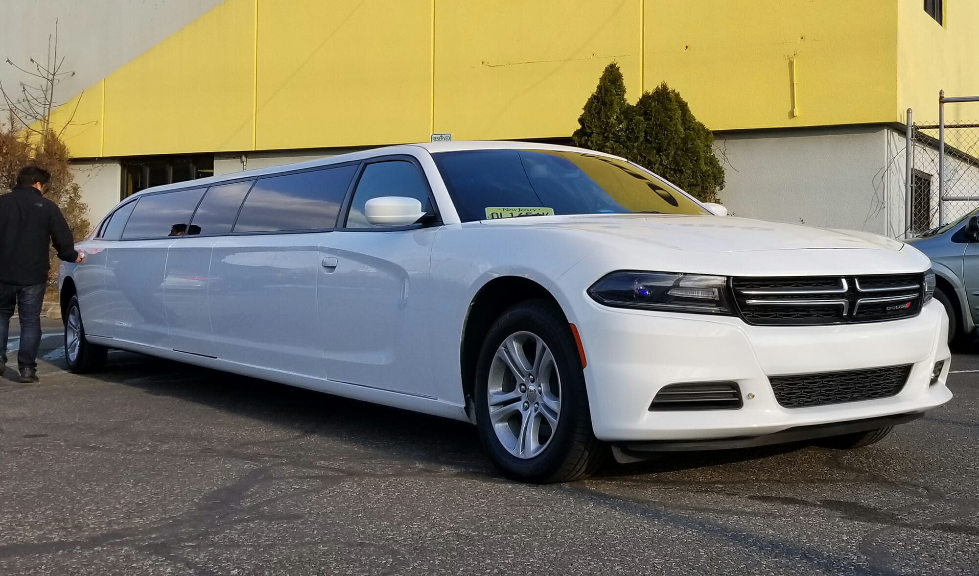 2018 Dodge Charger RPD Limo