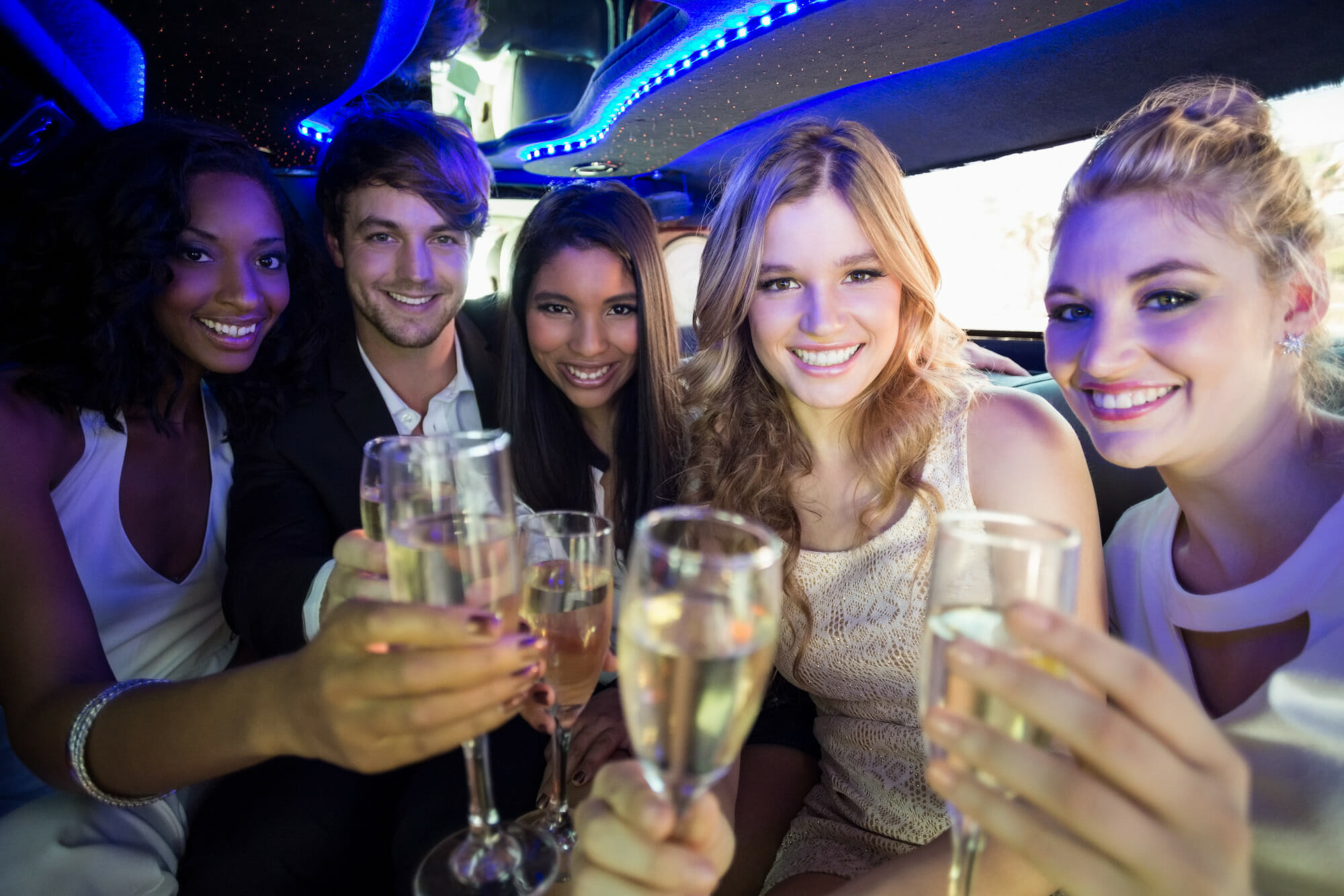 Limo Service for Parties In New Jersey
