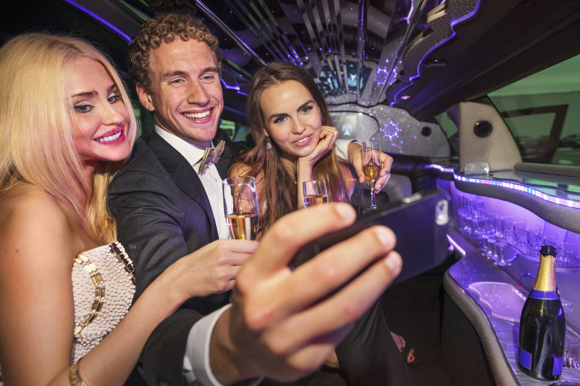 Limousine Rentals In New Jersey
